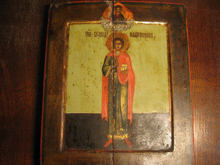 Молитвы Святому Пантелеимону