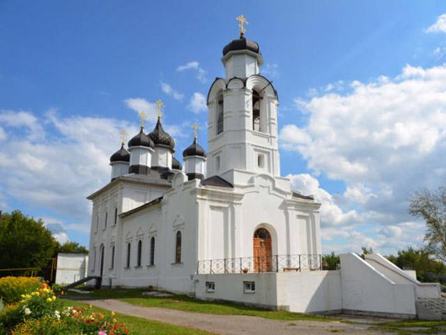Спасо-Преображенский монастырь, г.Каменск-Уральск