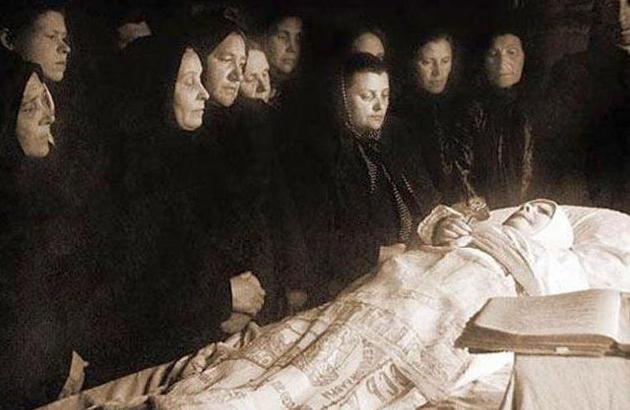 Похороны Матроны
