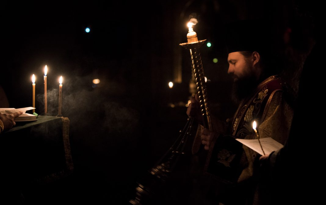 сорокоуст в монастыре
