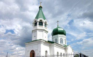 Александро-Невский храм Демарино