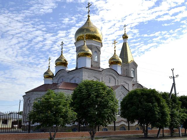 Никольский храм г.Михайловка