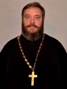 Настоятель Свято-Воскресенского храма г. Гороховца