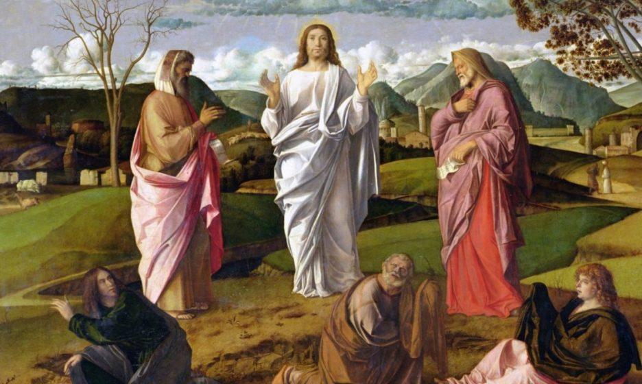 Преображение Господне (яблочный Спас)
