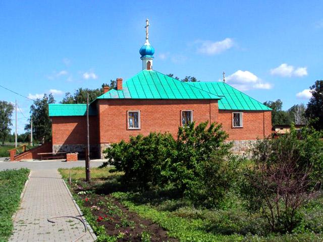 Свято-Николаевский мужской монастырь