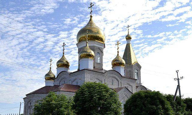 Никольский храм, г.Михайловка